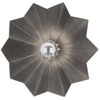 Robert Abbey WHT70 Rico Espinet Bat 1 Light 6 inch Lily Painted Flushmount Ceiling Light alternative photo thumbnail