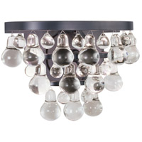 Robert Abbey Bling 2 Light Wall Sconce in Bz Z1001