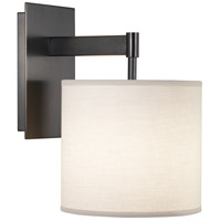 Robert Abbey Z2172 Echo 1 Light 8 inch Deep Patina Bronze Wall Sconce Wall Light
