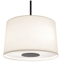 Robert Abbey Z2179 Echo 3 Light 7 inch Deep Patina Bronze Pendant Ceiling Light