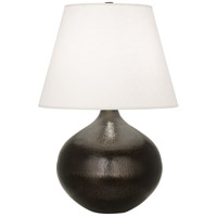 Robert Abbey Z9871 Dal 27 inch 150 watt Deep Patina Bronze Table Lamp Portable Light