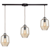 Oil Rubbed Bronze Hilo Pendants
