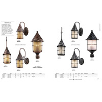 Spark & Spruce 24479-AC Greenville 1 Light 14 inch Antique Copper Outdoor Sconce alternative photo thumbnail