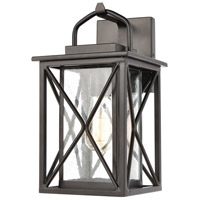 Spark & Spruce Steel Outdoor Wall Lights