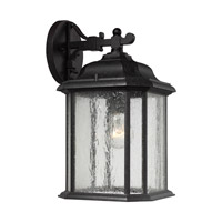 Spark & Spruce 23586-OB Cleo 1 Light 15 inch Oxford Bronze Outdoor Wall Lantern
