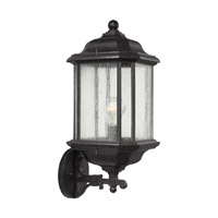 Spark & Spruce 23610-OB Cleo 1 Light 19 inch Oxford Bronze Outdoor Wall Lantern