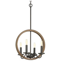 Spark & Spruce Steel Monteagle Chandeliers