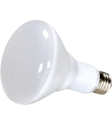 White LED BR30 Light Bulbs