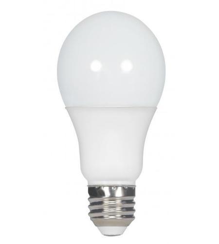 Satco S29811 Signature LED A19 Medium 11 Watt 120 3000K Light Bulb, Type A
