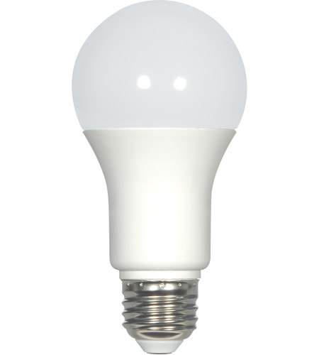 Satco S29835 Signature LED A19 Medium 9.8 watt 120 2700K Light Bulb, Type A photo