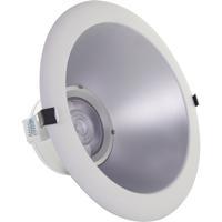 Satco S11815 Edgewood Silver Recessed ColorQuick