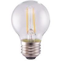 Satco S12103 Lumos LED G16 Medium E26 5.5 watt 120V 3000K Light Bulb