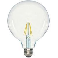 Satco S12111 Lumos LED G40 Medium E26 6.5 watt 120V 3000K Light Bulb