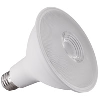 Satco S12217 Lumos LED PAR38 Medium E26 13 watt 120V 4000K Light Bulb