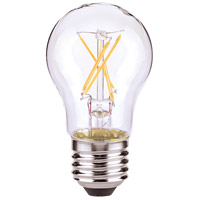 Satco S21100 Lumos LED A15 Medium E26 5 watt 120V 3000K Light Bulb