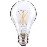 Satco S21103 Lumos LED A19 Medium E26 5 watt 120V 3000K Light Bulb
