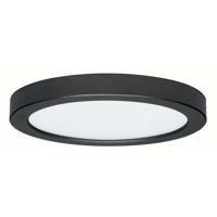 Satco S21541 Heartland LED 13 inch Black Flush Mount Ceiling Light BLINK