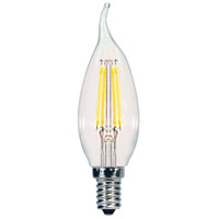 Satco Clear Light Bulbs