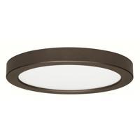 Satco S29338 Heartland LED 9 inch Bronze Flush Mount Ceiling Light BLINK