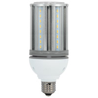 Satco S29390 Signature LED Corncob Medium 18 watt 277V 5000K Light Bulb