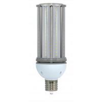 Satco S29673 Signature LED Corncob Mogul Extended 45 watt 277V 4000K Light Bulb