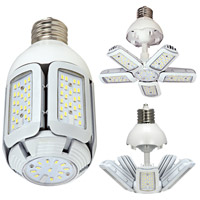 White Polycarbonate Signature Light Bulbs