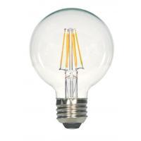 Satco S29878 Signature LED G25 Medium 5.5 watt 120V 2700K Light Bulb