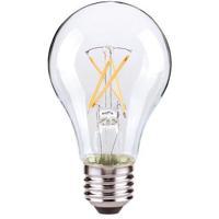 Satco S29894 Lumos LED A19 Medium E26 7 watt 120V 3000K Light Bulb