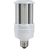 Satco S39390 Lumos LED Corncob Medium E26 18 watt 277V 5000K Light Bulb