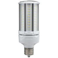 Satco S39674 Lumos LED Corncob Mogul Extended EX39 54 watt 277V 4000K Light Bulb