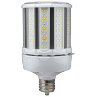 Satco S39675 Lumos LED Corncob Mogul Extended EX39 80 watt 277V 4000K Light Bulb