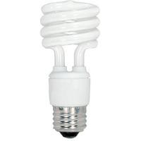 Satco S5516 Lumos Compact Fluorescent T2 Medium E26 13 watt 120V 2700K Light Bulb