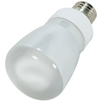 Satco S7259 Lumos Compact Fluorescent R20 Medium E26 5 watt 120V 5000K Light Bulb