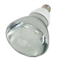 Satco S7275 Lumos Compact Fluorescent BR38 Medium E26 23 watt 120V 4100K Light Bulb