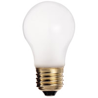Satco S8523 Signature Incandescent A15 Medium 60 watt 130V 2700K Light Bulb