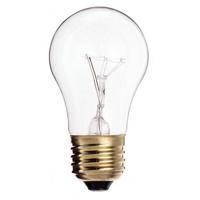 Satco S8524 Signature Incandescent A15 Medium 60 watt 130V 2700K Light Bulb