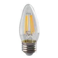 Satco S8551 Signature LED B11 Medium 4 watt 120V 2700K Light Bulb