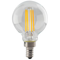 Signature LED G16 Candelabra 4 watt 120V 2700K Light Bulb