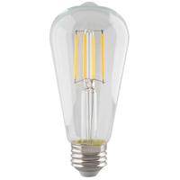 Signature LED ST19 Medium 5.5 watt 120V 2700K Light Bulb