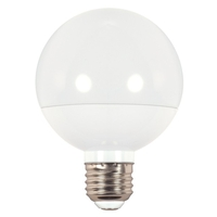 Satco S8576 Signature LED G25 Medium 6 watt 120V 3000K Light Bulb
