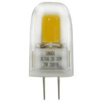 Satco S8601 Signature LED G6.35 G6.35 3.00 watt 12V 3000K Light Bulb