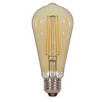 Satco S8612 Signature LED ST19 E26 4.50 watt 120V 2200K Light Bulb