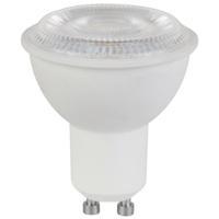 Satco S8677 Signature LED MR16 Sub Minature 2 Pin GU10 6.5 watt 120V 3000K Light Bulb