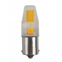 Satco S8689 Signature LED Mini LED BA15s 3 watt 12 5000K Light Bulb Minature LED