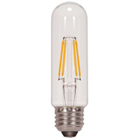 Satco S8841 Signature LED T10 Medium Base 5 watt 120V 4000K LED Filament
