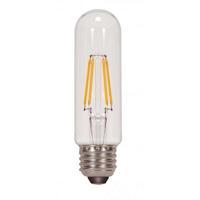 Satco S8841 Lumos LED T10 Medium E26 4.5 watt 120V 4000K Light Bulb
