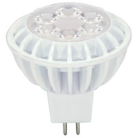 Satco S8847 Kolourone LED MR16 GU5.3/GX5.3 7.00 watt 12V 5000K Light Bulb