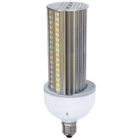 Satco S8906 Hi-pro LED LED HID Medium 30 watt 277V 3000K Light Bulb
