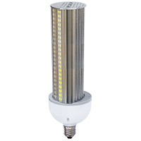 Satco S8925 Lumos LED Corncob Medium E26 40 watt 277V 5000K Light Bulb Hi-Pro
