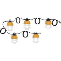 Satco S8976 Signature LED Corncob Plug 3-Prong 100 watt 120V 5000K Light Bulb